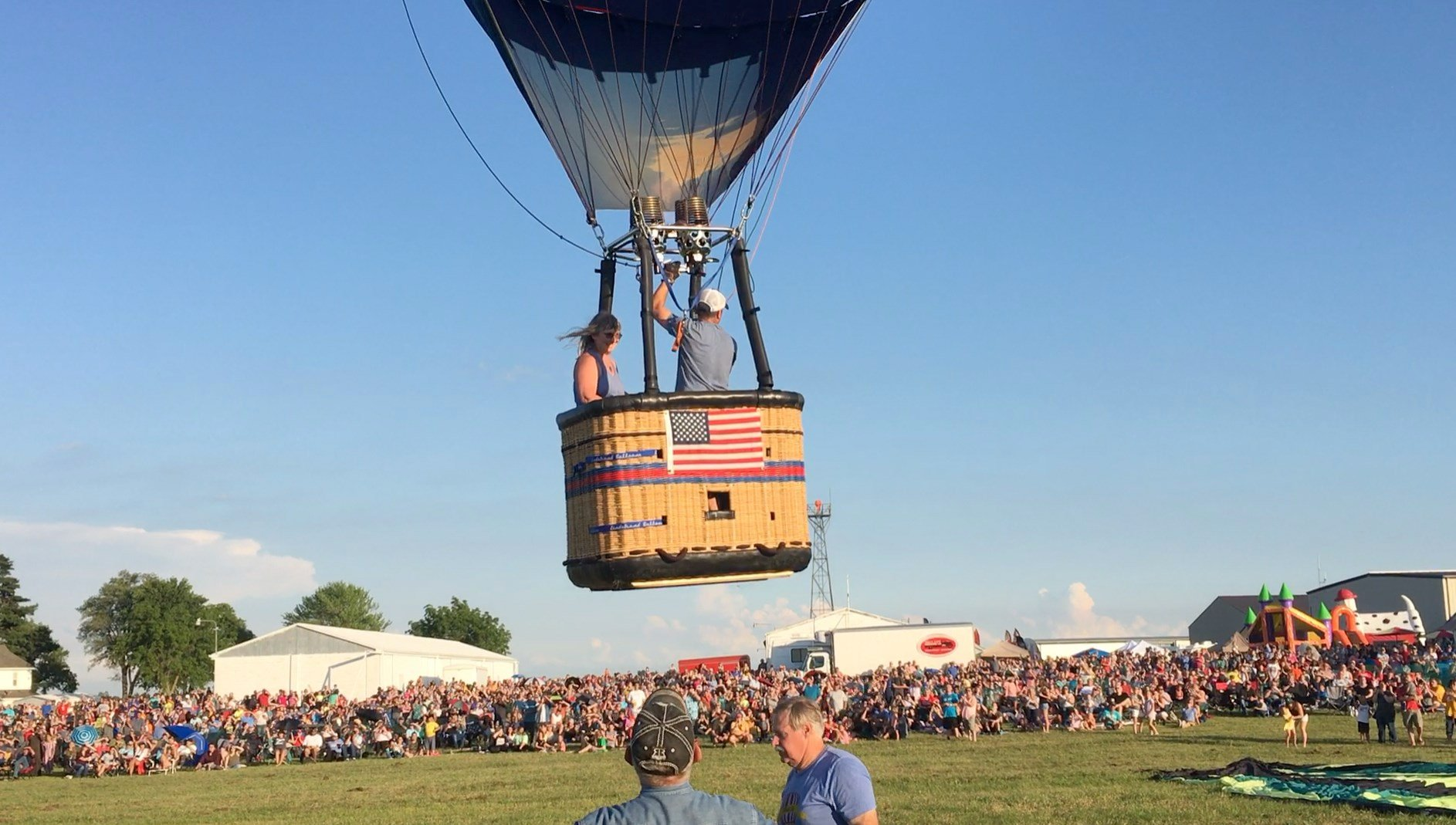 National Hot Air Balloon Championships set for Scotts Bluff County