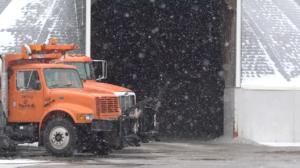 Bridgeport street crews watching for potential accumulating snow