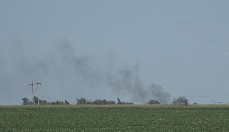 Smoke from wildfires blanketing much of Nebraska