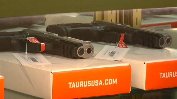 OPD hosting guns, fireworks, ammo amnesty day next week