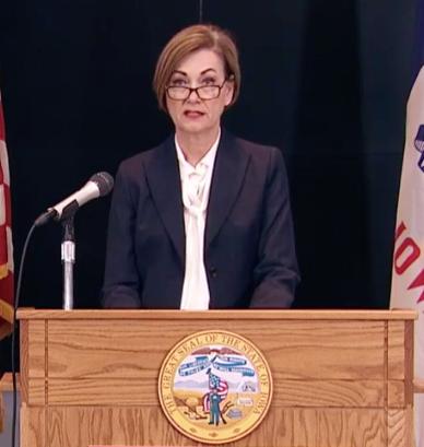 Lawsuit argues Iowa's unemployment benefit cuts are illegal