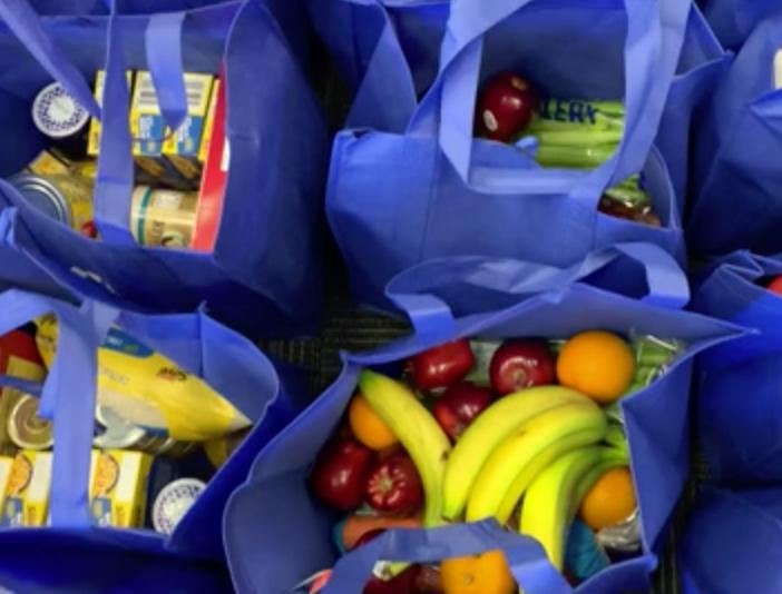Summer food program offering free meals for children through the summer