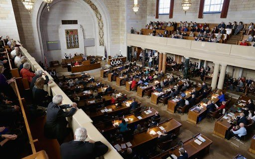 Gov. Ricketts calls special session for redistricting