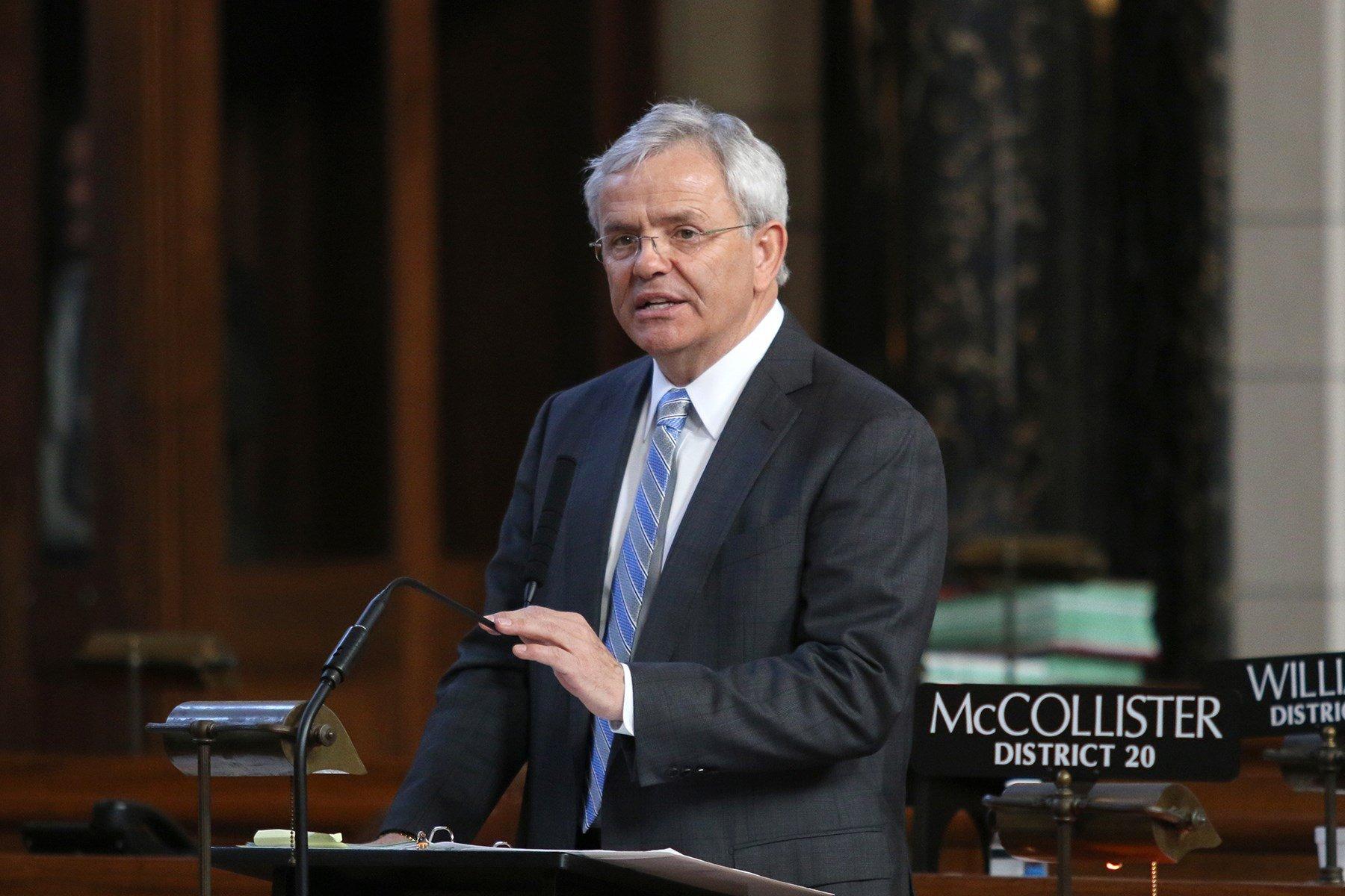 Senators OK sports betting, but not on Husker home games