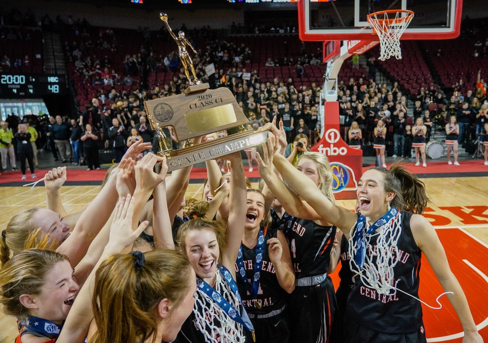 2022 NSAA Girls and Boys State Basketball Tournaments to be played during same week