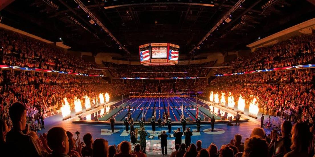 US Olympic swim trials to allow 50% capacity