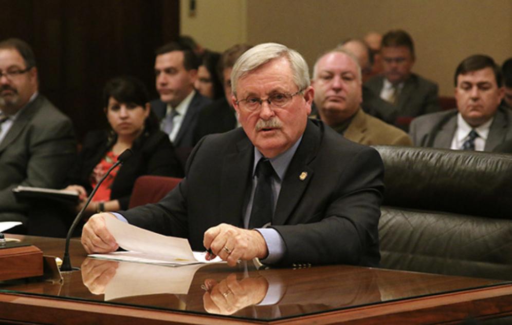 Proposed constitutional amendment to overhaul state's tax system advances to legislature floor