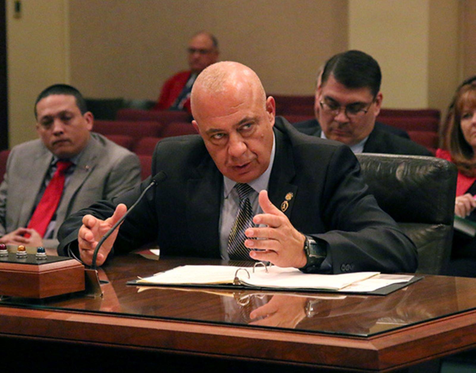 Nebraska state senator says rare leukemia has returned