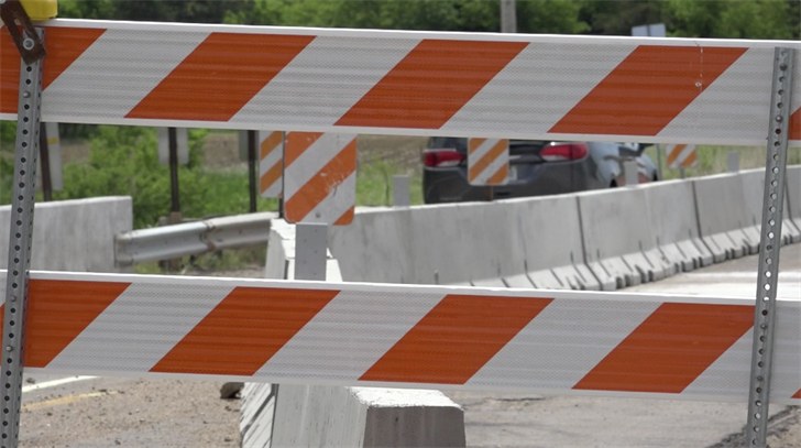 Department of Transportation busy with the road projects in the Panhandle
