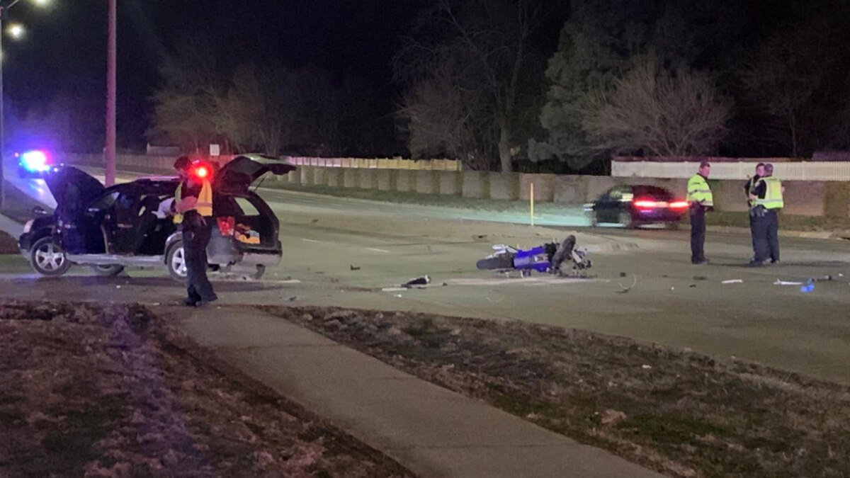 Motorcycle fatalities down significantly in Nebraska