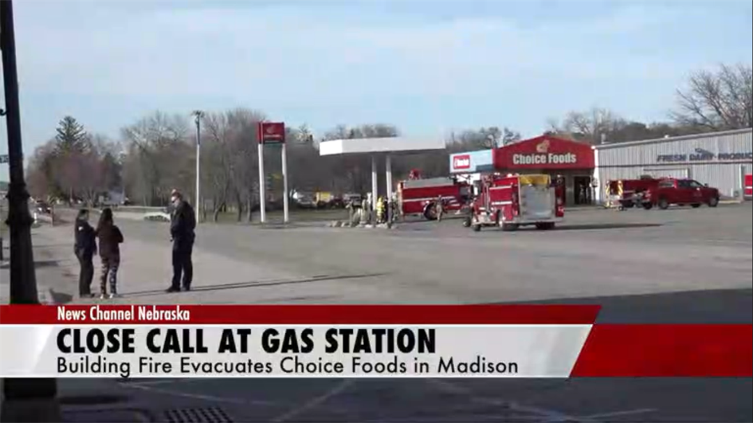 Choice Foods fire in Madison causes evacuations