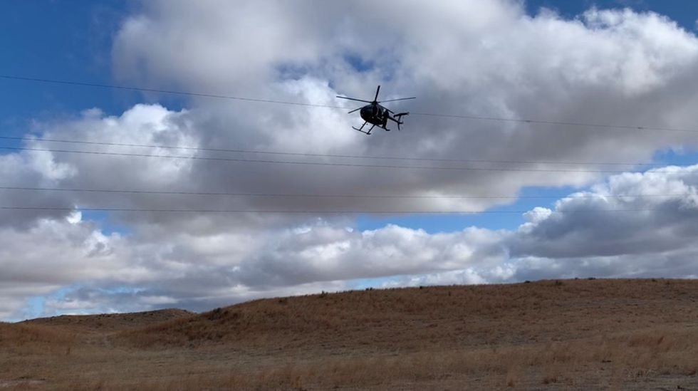 Going to great heights to deliver electricity