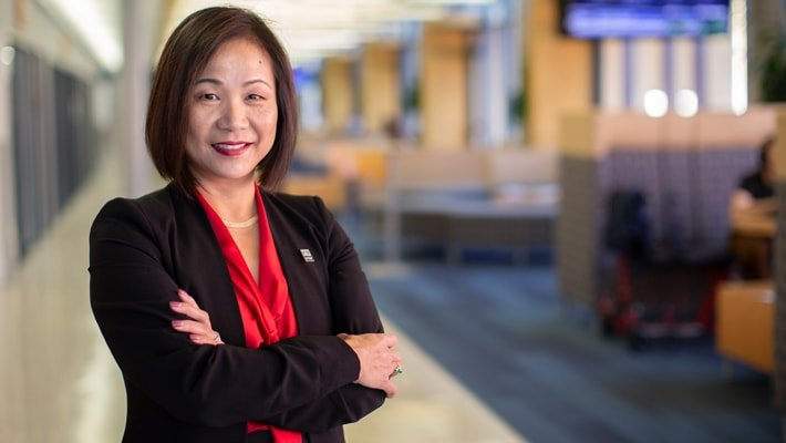 Joanne Li named primary candidate for UNO chancellor