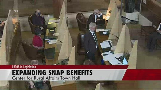 LB108 aims to expand SNAP benefits