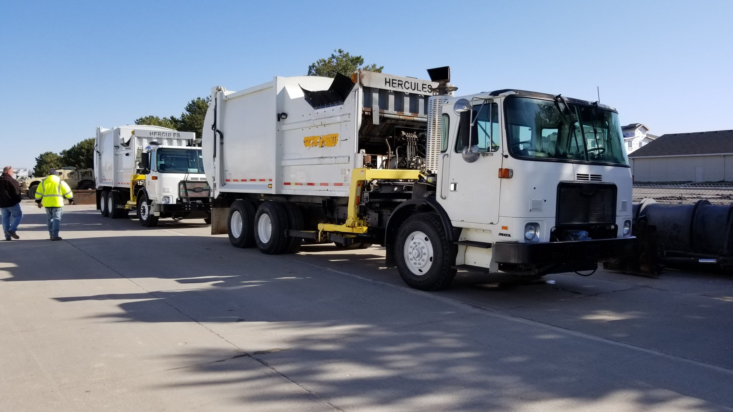 Midwest Area Refuse Solutions begins hauling, on Monday