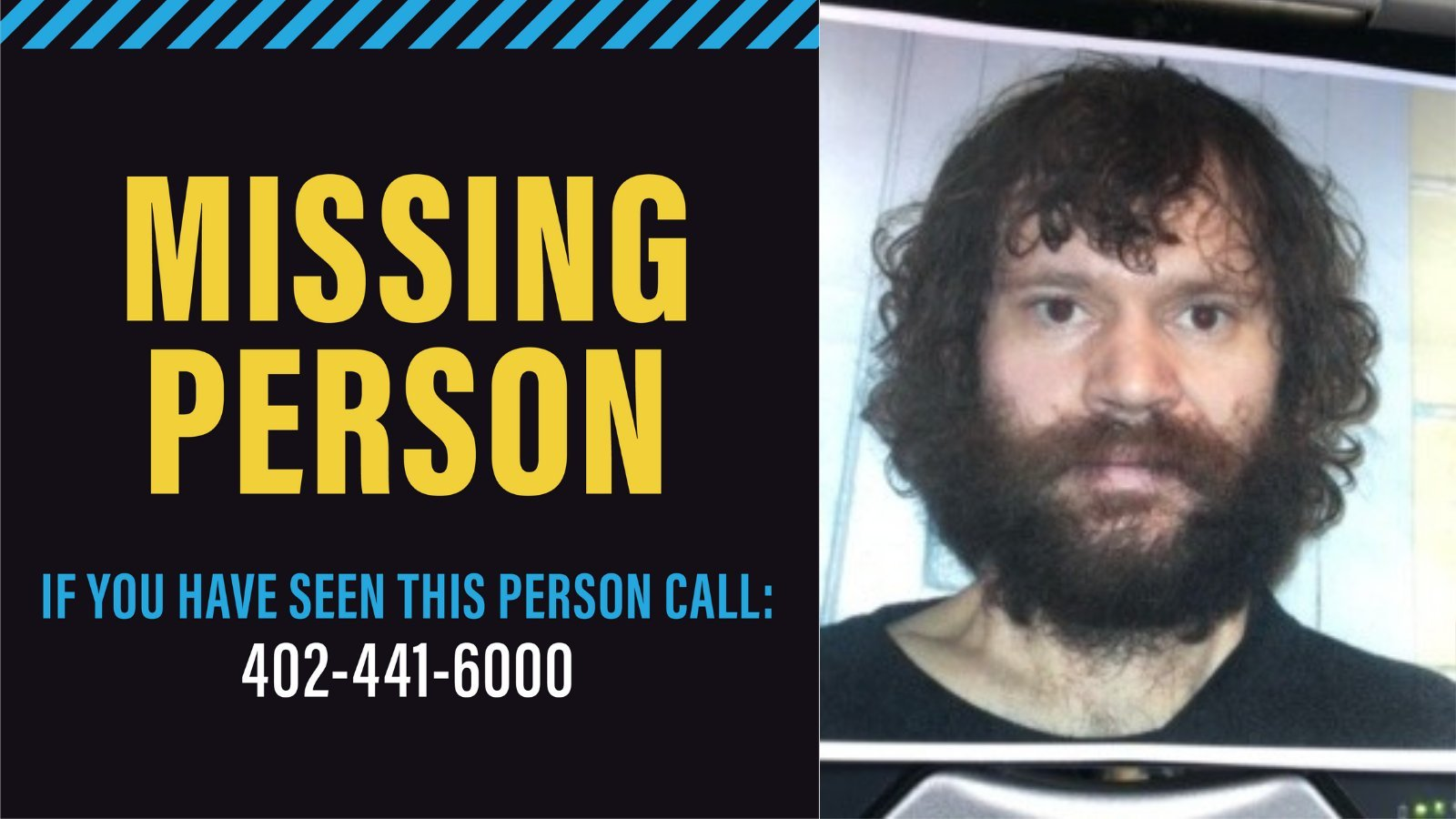 LPD seeks missing, endangered 34-year-old man