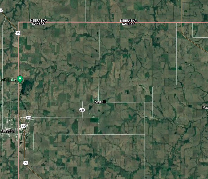 Trucker killed in northeast Kansas accident