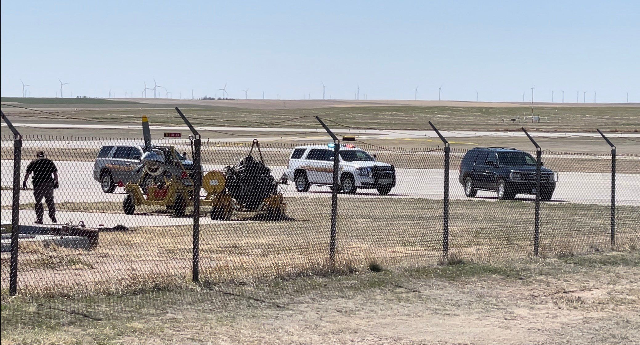 Attorney's office identifies two students involved in tragic accident at Sidney airport