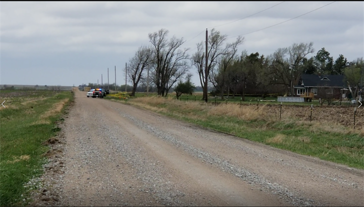 Two found dead at rural home near Blue Springs