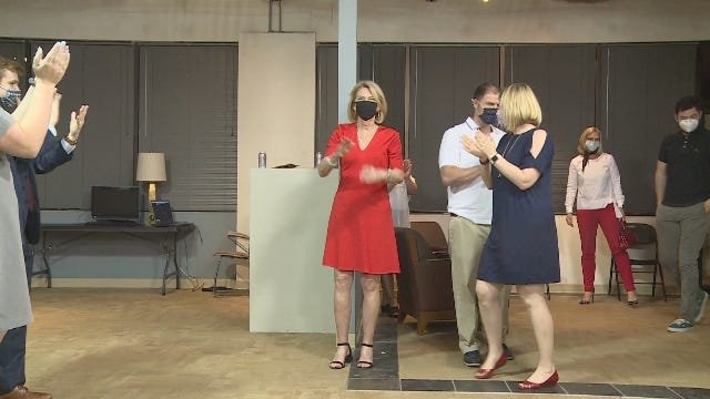 Stothert rolls red wave through blue town for huge primary win