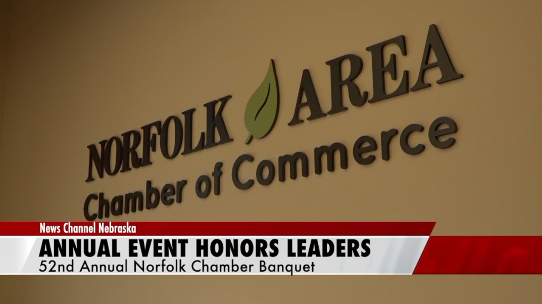 52nd Annual Chamber Banquet to honor community leaders