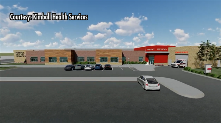Kimball Health Services proposes new building to address aging facility, population growth