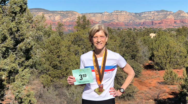 Lincoln woman to run in all 50 states for charity