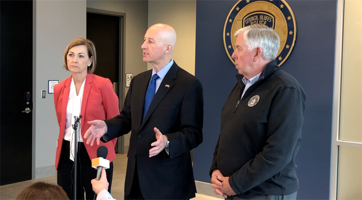Midwest Governors Meet to Discuss Flooding