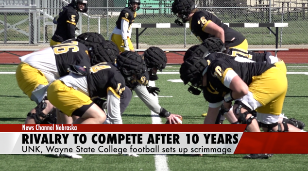 WSC, UNK football to compete after ten years