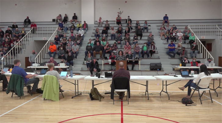 More than 100 attend Fairbury school board meeting, 20 voice concerns about 'bad culture'