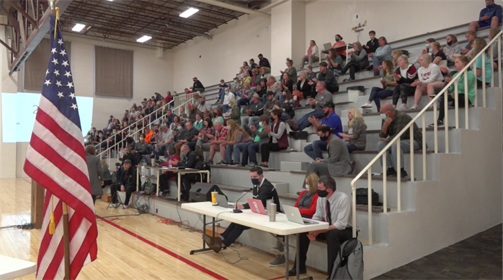 EXTENDED RECAP: 27 clips from Monday's Fairbury School Board meeting