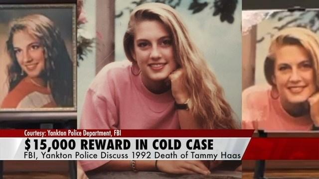 New reward offered in cold case of South Dakota woman found in Nebraska
