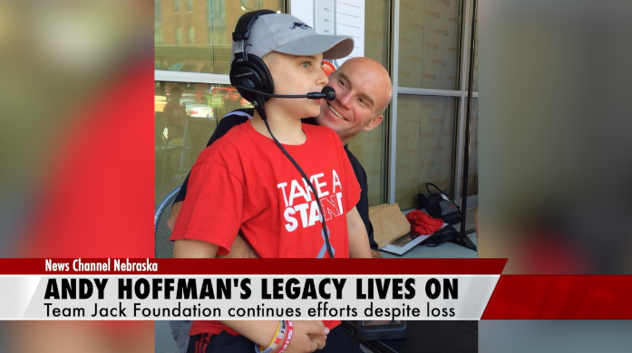 Andy Hoffman's legacy lives on, foundation continues efforts despite loss