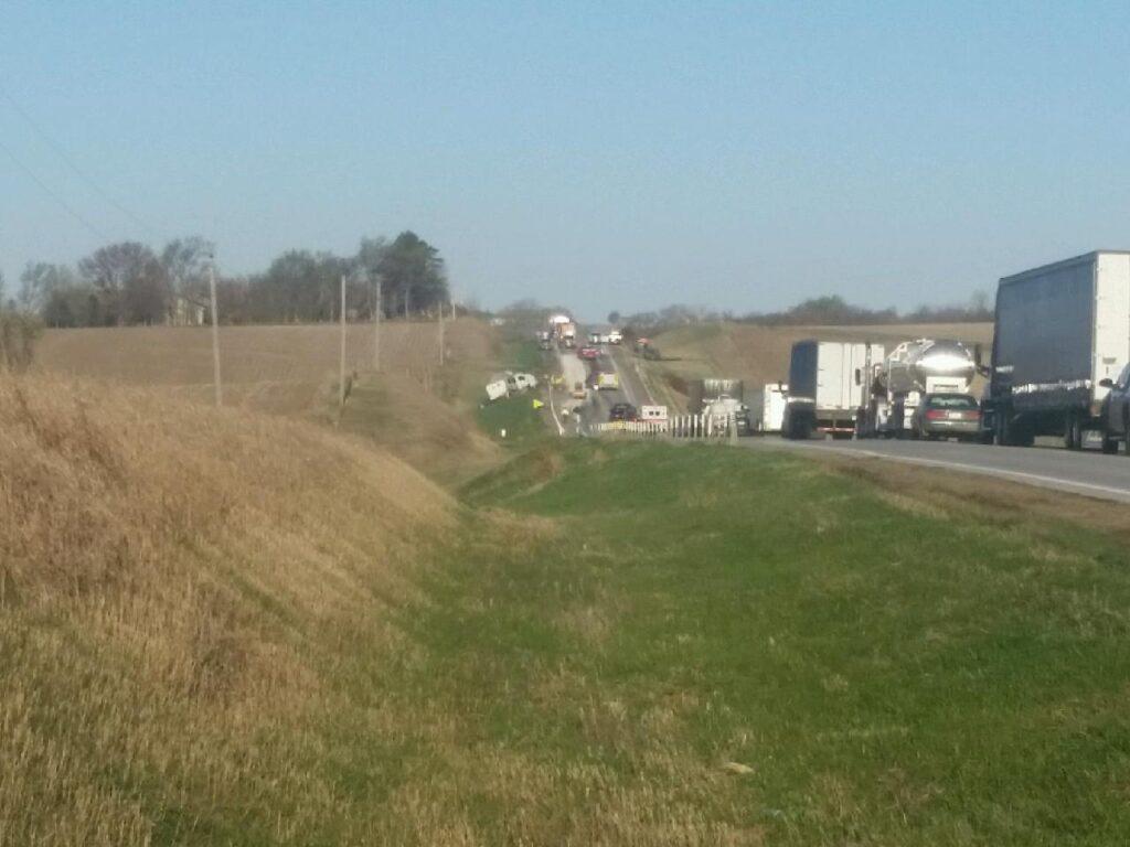 New details released regarding Monday crash near Wayne