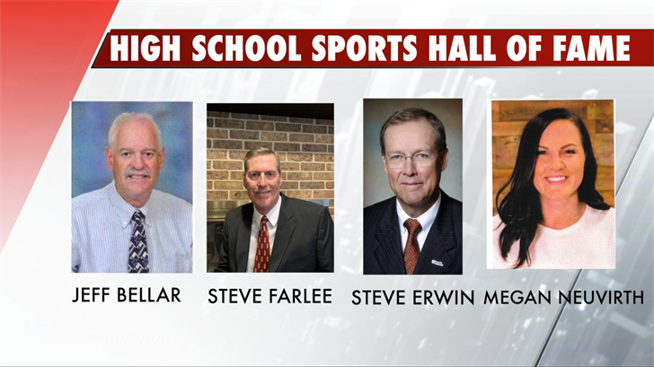 Four northeast Nebraskans included in Hall of Fame class