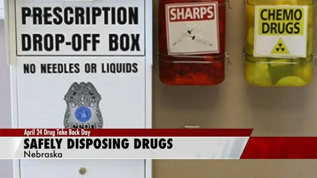Authorities accept discarded drugs