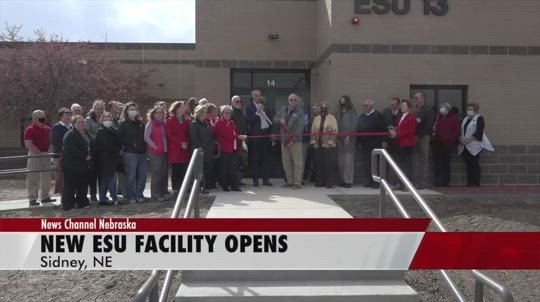New ESU building opens in Sidney