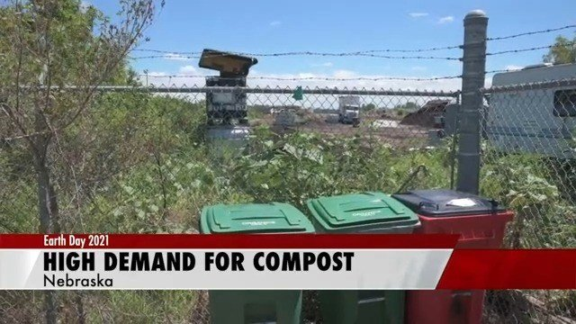 Composting, recycling gain popularity