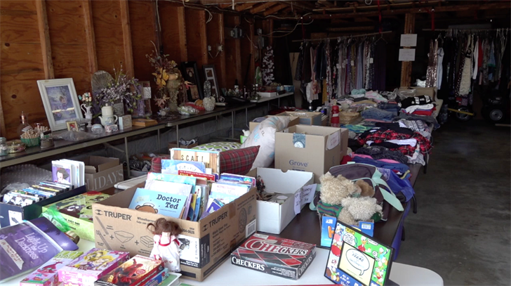 Garage sale season comes back despite pandemic