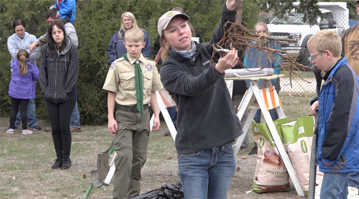 Sidney holds annual tree giveaway for Arbor Day celebration