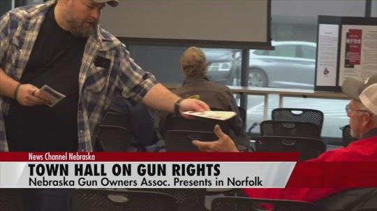 Gun rights advocates gather in Norfolk