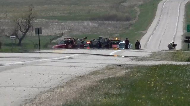 Highway 35 accident claims the life of rural mail carrier