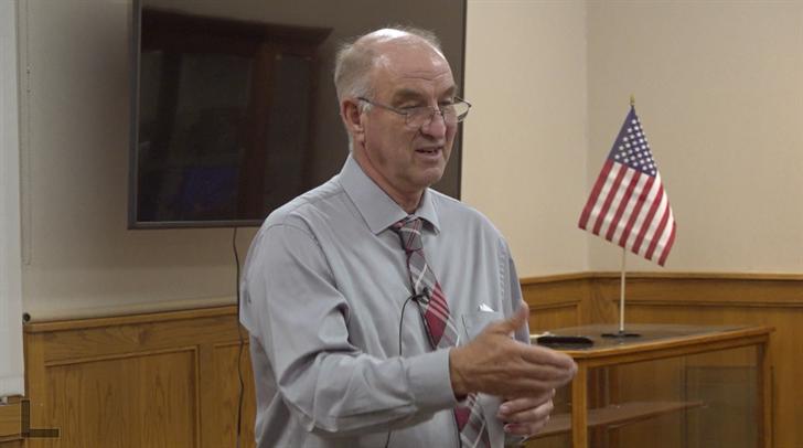 Dorn discusses senators not voting, Beatrice Six state aid bill