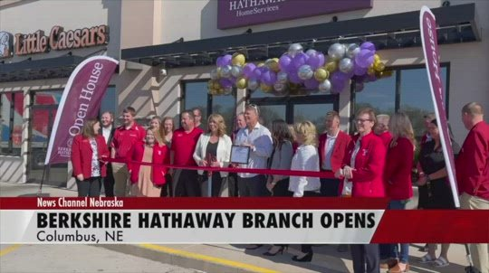 Berkshire Hathaway opens new branch in Columbus