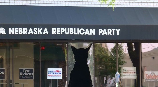 LPD says break-in at Nebraska GOP office likely not politically motivated