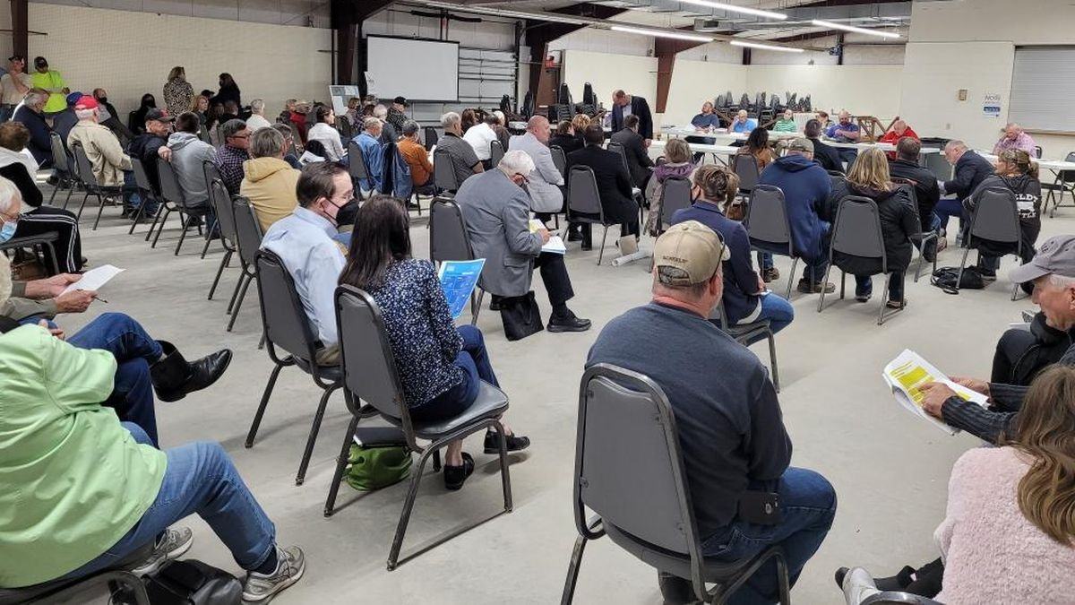 Saunders County Planning Board votes down solar farm