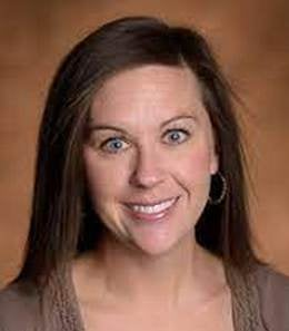 Chadron State College gives Shaunda French-Collins its Teaching Excellence Award