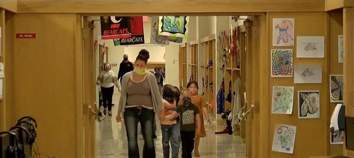 Scottsbluff elementary school celebrating National Teacher Appreciation Week