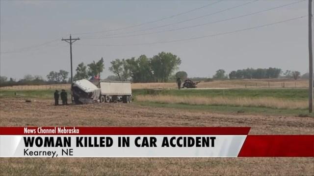 Lincoln woman dies in Highway 44 crash near Kearney