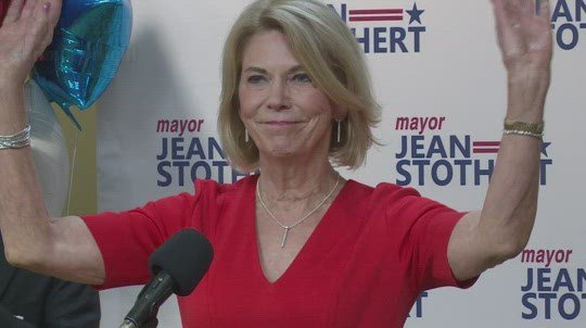 Stothert not ruling out another run in four years
